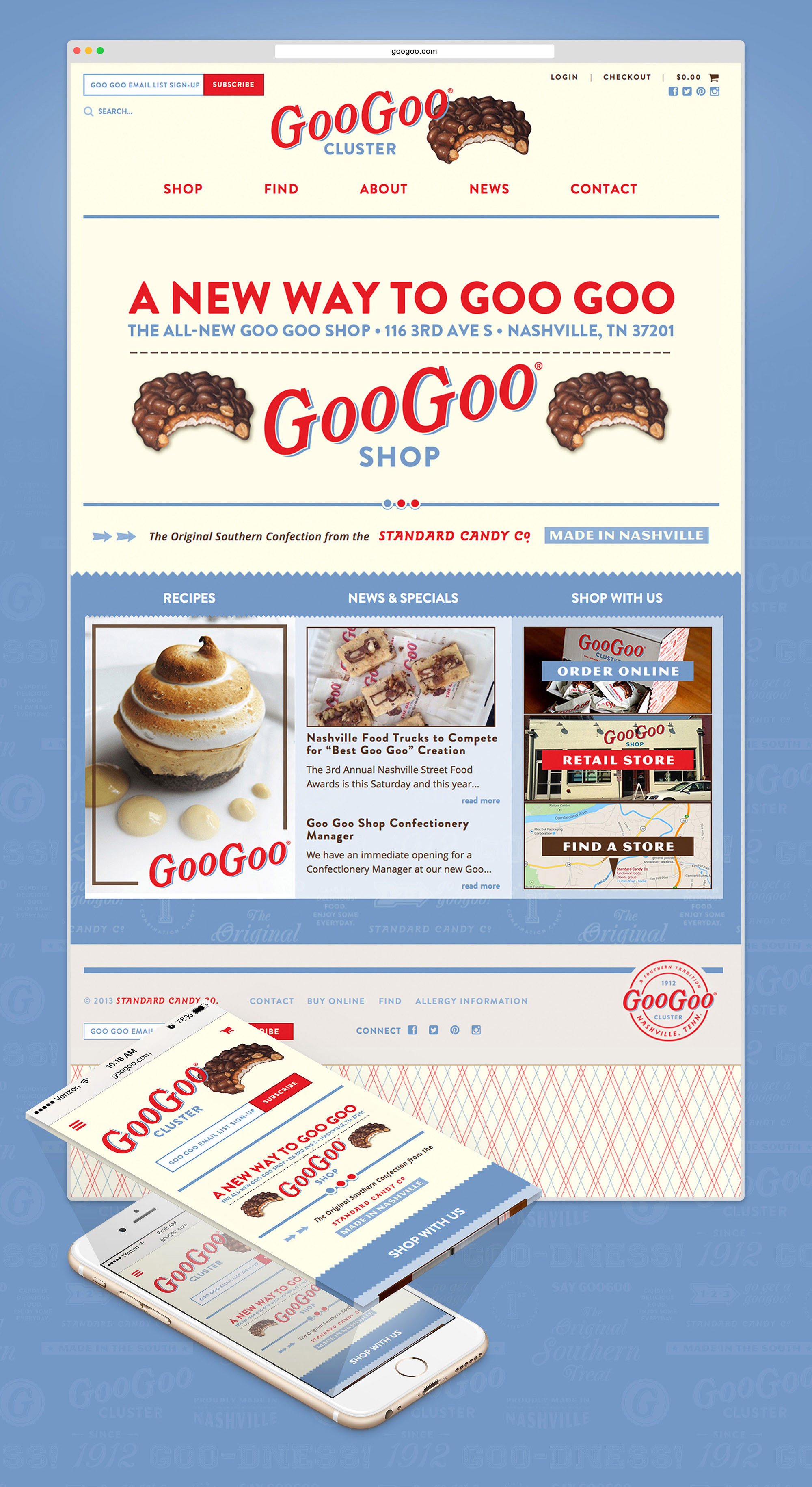 googoo-cluster-website